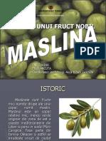Ulei de Masline