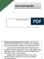 Bencana Gunung API