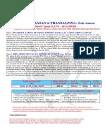 Transfagarasan Si Transalpina Auto 2018 2