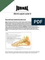 Jurnal Penyakit Gout PDF