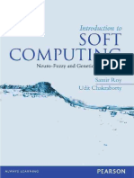 Introduction to Soft Computing Neuro-fuzzy and Genetic Algorithms by Samir Roy & Udit Chakraborthy