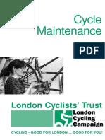 Cycle Maintenance