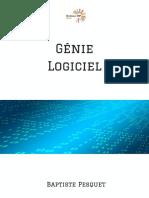0623 Genie Logiciel