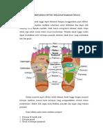 Prosedur Pijat Refleksi Untuk Tekanan Darah Tinggi