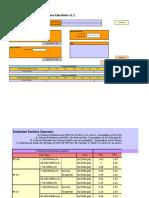 Ct Deep Boiler Emissions Calculator