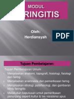 Modul Faringitis Nila