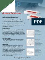 CappOrigami Flyer