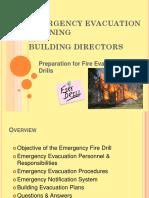 Evacuation Drill Powerpoint1 1