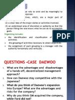 Essentials of Management-Decentral & Delegation