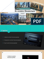 Marile Centre Financiare