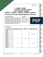 Datasheet of LM7812