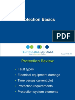 Protection Basics by SEL Nov 18 19