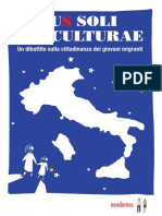 Cittadinanza Ius Soli Ius Culturae Pagg 49