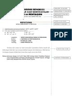 Soal Praket TIK-2