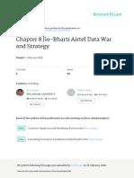 Jio Bharti Airtel Data War and Strategy