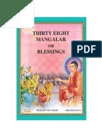 Mangalar Sutta Buddha Teachings