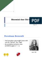 8-Binomial Dan Chi Kuadrat