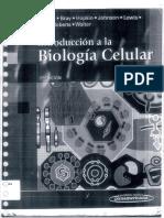 Alberts-bray-hopkin Et Al. Introduccion a La Biologia Celular, Panamericana, 3a Ed
