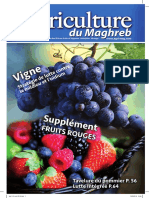 Agriculture du Maghreb Mars 2018