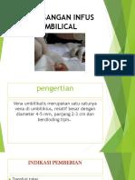 Pemasangan Infus Umbilical