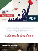 Dossier de Presse - Festival Livres & Musiques 2018 - Ville de Deauville