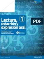 Lectura Redaccion y Expresion Oral 1