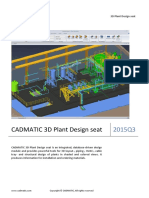 Cadmatic 3d Plant Design