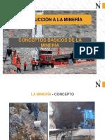 1.- Concepto Básicos de Mineria
