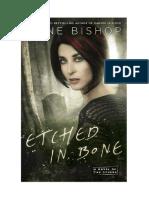 Grabado en El Hueso - Anne Bishop