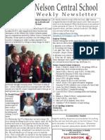 15th September 2010 Newsletter Web