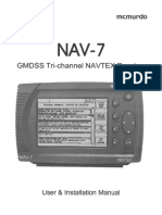 Navtex - 7 (User & Installation Manual)
