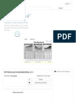 PETROLEUM ENGINEERING Ppt Video Online Download