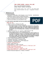 Arts 414-426 Study Guide