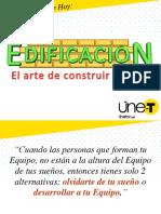 Edificacion Elartedeconstruirlideres 100512231808 Phpapp01