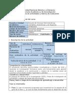 Guía de Actividades y Rúbrica de Evaluación - Fase 2 - Desarrollar El Punto 2 Órganos y Normas Que Regulan El Sistema de Gestión
