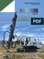 HCR1500 Broch