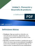 Planeación en El Desarrollo Del Producto