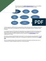 Quality Planning Process