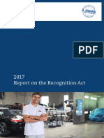 2017 Anerkennungsbericht Alemania - Report on the Recognition Act