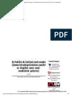 Os Padrões de Castiçal Mais Usados - FX...Ua Fonte de Forex Livre e Independente