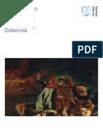 Delacroix Printable