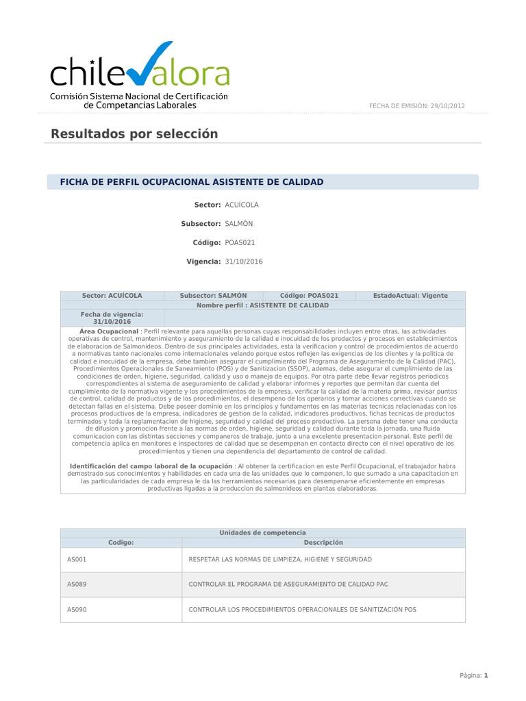 Famoso Ingeniero De Aseguramiento De Calidad Reanudar Muestras ...