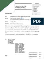 Traffic Engineering Manual