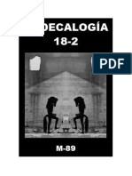 (M-89) Dodecalogía 18-2