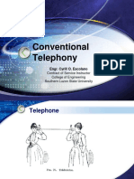 Telephony Lecture