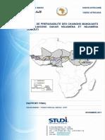 Final Report Dakar - Djibouti Prefeasibility French Version