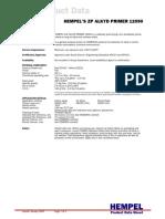 Hempel's ZP Alkyd Primer 12090