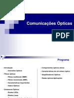Comunicações Opticas 2017 S1