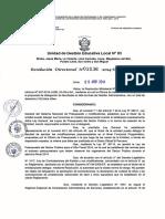 RD-2014-03136 Delegacion de Facultades en El AGA