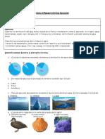 Guía de Repaso El Agua en La Tierra
